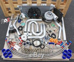 Stage III Kit De Chargeur Turbo Gt45 Pour Mise À Niveau De Haute Performance, Universel