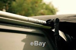 Swb S + S Multirail Rail Auvent, Camping-cars, T5 Vw T4 T6 Inc. Kit De Fixation, Rhd + Lhd