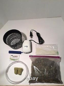 Système Hydroponique Complet 1 Site Dwc Hydroponic Grow Kit Bubble Bucket