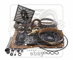 Th350 Turbo 350 Th350c Transmission Master Rebuild Kit Niveau 2 Filtre De Bande +