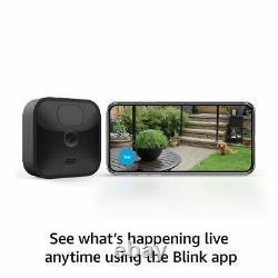 Tout Nouveau Kit De Caméra De Sécurité Sans Fil Blink Outdoor 5 2020