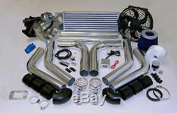 Trousse De Suralimentation Turbocharger Turbo Race T3t4 T3 T4 Personnalisée