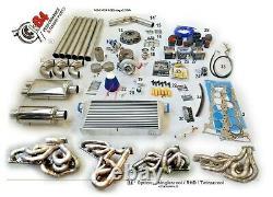 Turbo Kit Bmw E46 E39 M54 M54 B30 M52 M50 2,5 2,8 3,0 Stage 2 Turbokit K64