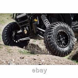 Tusk Terrabite Radial Atv Utv Tire Kit Set Of Four 4 Pneus 30x10-14