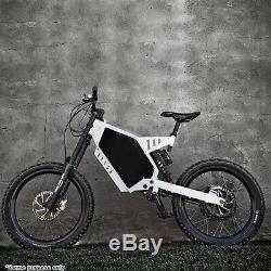 Vélo Électrique Vélo E Kit Cadre Furtif Bomber Vélo Électrique Cadre Vélo