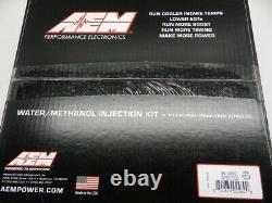 Véritable 30-3300 Aem Eau Méthanol Injection Kit 1 Gallons V2 Avec Capteur Map