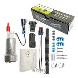 Véritable Walbro/ti F90000285 525lph Hellcat E85 Pompe À Carburant + Kit D'installation 400-1168