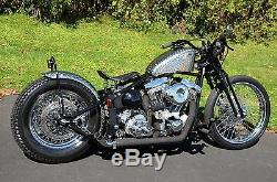Vintage Softail Springer Bobber Chopper Châssis De Roulement Cadre Harley Roller Kit