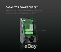 Viofo A129 Appareil Photo À Double Objectif Avec Tableau De Bord Twin Sony Star Sensr Wifi Gps 5ghz + Kit De Câblage
