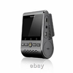Viofo A129 Duo Dual Lens Dash Camera 1080p + Gps + Wifi 5ghz + Hw Kit & 32 Go Msd
