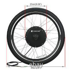 Voilamart 36v500w Vélo Électrique Avant E-bike Conversion Motor Kit Wheel 26