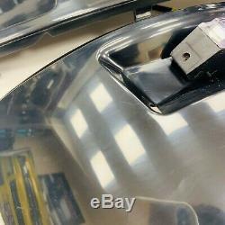 Vw Transporter T5 Drl Kit 2010-15 Facelift Meilleure Qualité Les Couvertures Abs (non Peint)