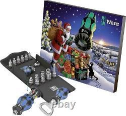Wera Calendrier De L'avent 2020 Ensemble D'outils De Noël / Kit Gift 136601