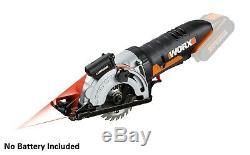 Worx Wx933 18v Diy Tool Kit Drill Combi, Pilote Impact Et Worxsaw