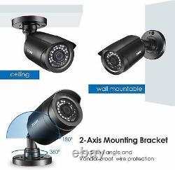 Zosi 8ch 1080p Hdmi Dvr 3000tvl Caméra Cctv Kit Système De Sécurité D'extérieur Hd
